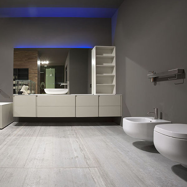 Antoniolupi Is A Tuscan Company Which Has Stood Out In The Design And Manufacturing Of Bathroom Furniture Both Italy Abroad For Past Fifty